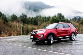 ford explorer 2017 2017 ford explorer limited my thoughts gastrofork vancouver
