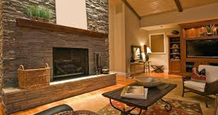 why you should have a stone fireplace feel the fire
