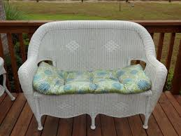 Hampton Bay Sectional Patio Furniture - patio 63 resin wicker patio furniture hampton bay wicker