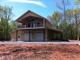 above garage house plans