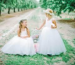 dressing little fashionistas flower dresses for all