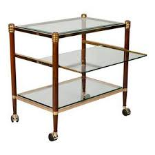 vintage u0026 used bar carts chairish