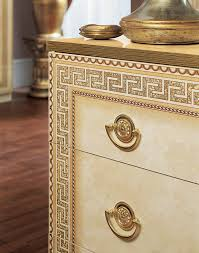 Bedroom Furniture Classic by Aida Ivory W Gold Camelgroup Italy Classic Bedrooms Bedroom
