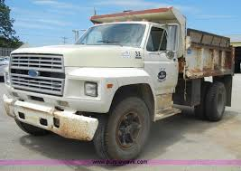 ford f700 truck 1987 ford f700 dump truck item d4080 sold june 5 govern