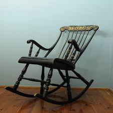 Teal Rocking Chair Swedish Rocking Chair 1950s For Sale At Pamono