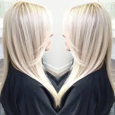 white hair with black lowlights the 25 best platinum blonde highlights ideas on pinterest