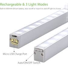 motion sensor wardrobe light lofter wireless pir motion activated