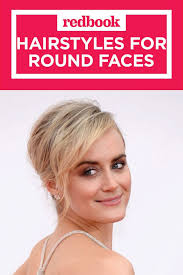 hairstyles that look flatter on sides of head hairstyles for round faces best haircuts for round face shape