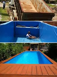pool ideas 7 diy swimming pool ideas and designs from big builds to weekend diy