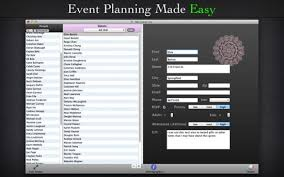 wedding planner software 10 mac apps every event planner should try