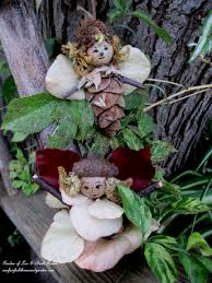 My Little Kitchen Fairies Entire Collection Make Fairies U0026 Angels Free From Natural Materials Http