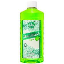 kosher mouthwash adwe mouthwash mint small 12 oz rocklandkosher online