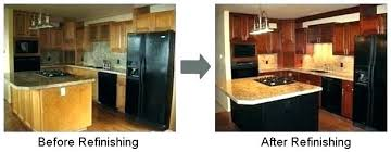 cost to repaint kitchen cabinets refacing kitchen cabinets cost house of designs