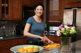 kitchen show a cooking show host u0027s recipe for kitchen success the new york sun