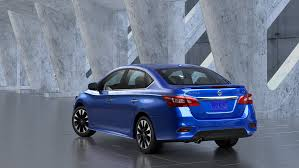 nissan sentra light blue 2016 nissan sentra breaks cover new face fresh tech from 17k