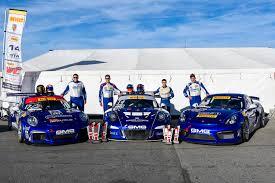 2016 gmg racing porsche 911 gt3 cup 911 gt3 r cayman gt4