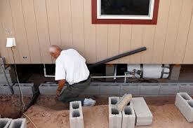mobile home plumbing