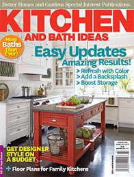 kitchen and bath ideas magazine press seldom interiors