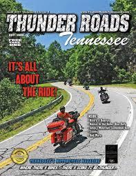 thunder roads magazine tennessee june 2017 by thunder roads