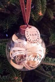 Personalized Wedding Ornament The 25 Best Sentimental Wedding Gifts Ideas On Pinterest