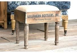 Wood Ottomans Wooden Foot Stool Wood Footstool Foot Stool Wooden Crates Wooden