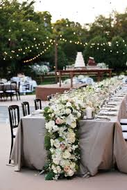 table runner rentals 29 best floral table runners images on flower table