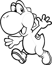 100 super mario bros 3 coloring pages baby luigi printable