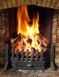 roaring fire for easter what occurs