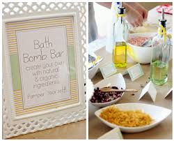 my recent party planning pamper the mommy baby shower at home