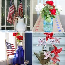 4th of july home decorations blog evolution home part 2