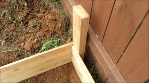 Build Vegetable Garden Fence by Multiple Tier Cedar Fence Board Raised Bed Youtube