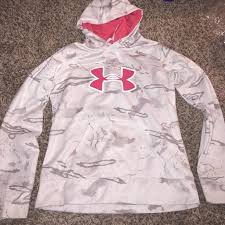 50 off under armour jackets u0026 blazers ladies white camo ua