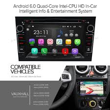 aliexpress com buy a sure android 6 0 car radio gps for vauxhall