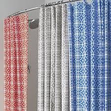 Shower Curtain Pattern Ideas Best 25 Coral Shower Curtains Ideas On Pinterest Navy Shower