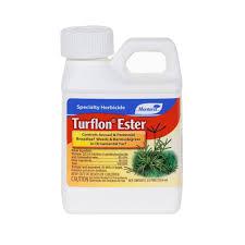 monterey turflon ester 1 2 pint ornamental turf herbicide lg5515
