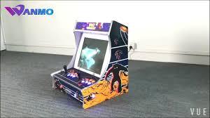 Bar Top Arcade Cabinet 19 Inch Lcd Space Invaders Desktop Arcade Cabinet Mini Bartop