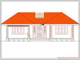 1170 square feet 3 bedroom single floor low budget kerala home