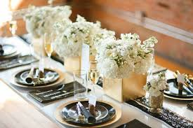 black and gold centerpieces black and gold birthday table decorations image inspiration of