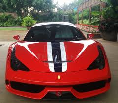 first ferrari india u0027s first ferrari 458 speciale is here motoroids