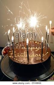 sparkler candles sparkler candles for cake chocolate birthday cake with sparklers