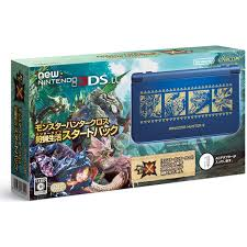 new 3ds amazon black friday start new nintendo 3ds ll monster hunter 4g special pack