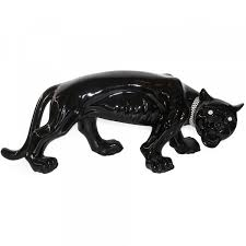 sheera black panther high gloss ornament buy today