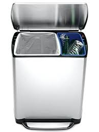 Ikea Trash Pull Out Cabinet Automatic Kitchen Trash Can Ikea Hack Ikea Kitchen Cabinet Trash