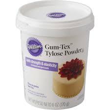 gum tex tylose powder wilton