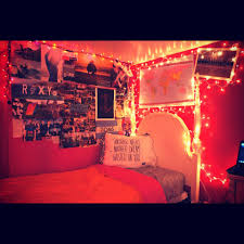 christmas lights bedroom pink mayday parade posters