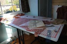 Home Hobby Table A Sewing Life Sullivan U0027s Craft Table The Worst Table I Ever Loved