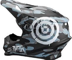motocross helmet 2018 thor sector covert midnight camo motocross helmet grips bikes