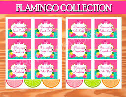 flamingo party flamingo printables pineapple party luau
