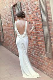 low back wedding dresses of jaw dropping low back wedding dresses 19