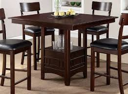 Lazy Susan Dining Room Table Counter Height Dining Table And Chairs With Lazy Susan Dining